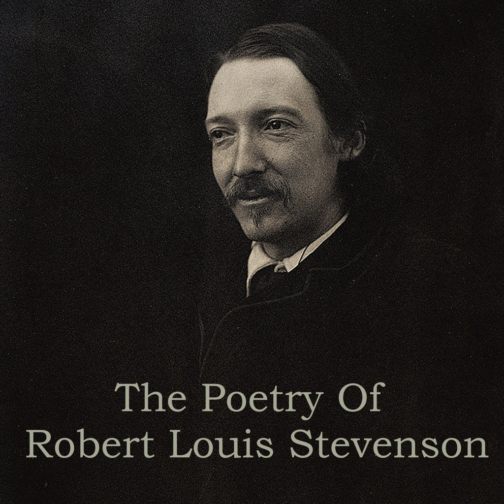 Robert Louis Stevenson - The Poetry Of (Audiobook) - Deadtree Publishing - Audiobook - Biography