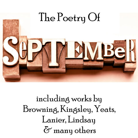 The Poetry of September (Audiobook) - Deadtree Publishing - Audiobook - Biography