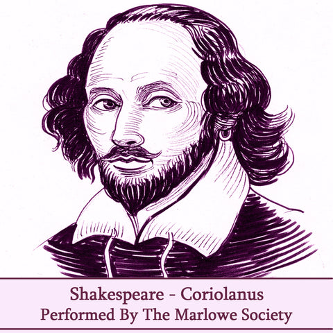 William Shakespeare - Coriolanus (Audiobook)
