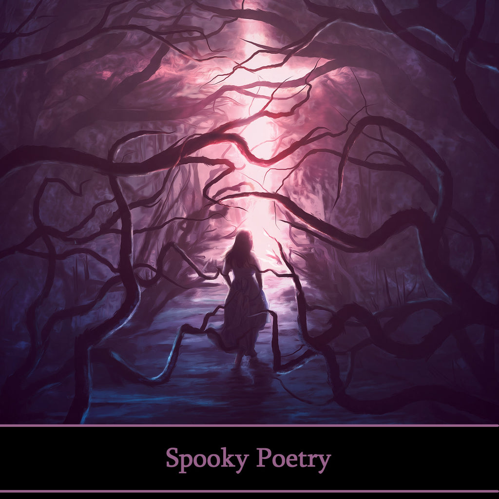 Spooky Poetry (Audiobook) - Deadtree Publishing