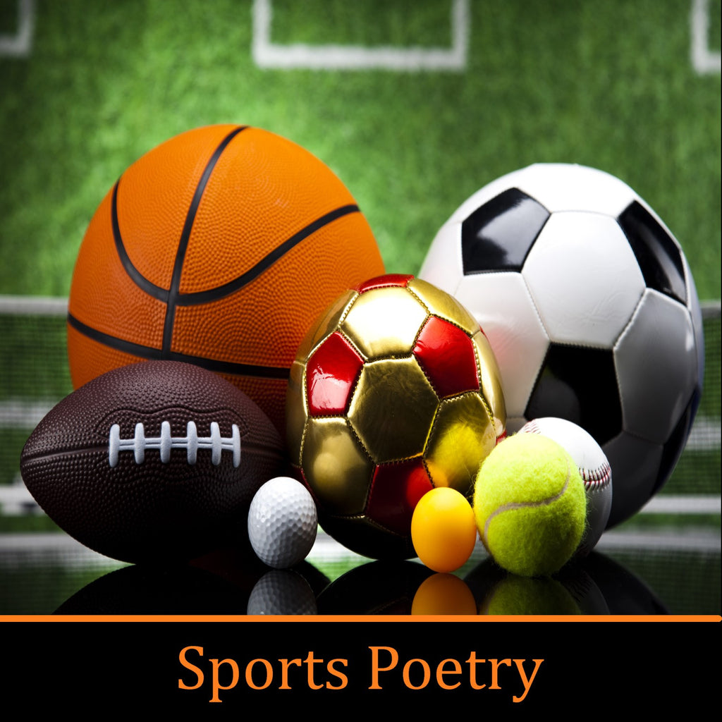 Sports Poetry (Audiobook) - Deadtree Publishing - Audiobook - Biography