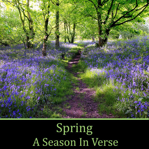 Spring, A Season in Verse (Audiobook) - Deadtree Publishing - Audiobook - Biography