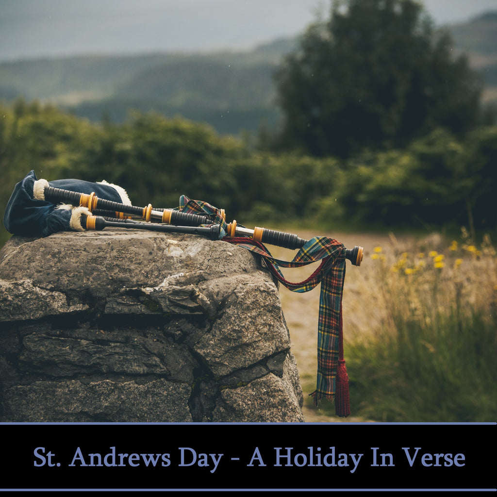 St Andrews Day - A Holiday in Verse (Audiobook) - Deadtree Publishing - Audiobook - Biography