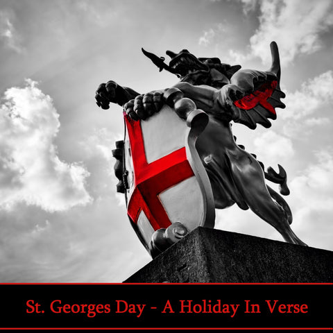 St Georges Day - A Holiday in Verse (Audiobook) - Deadtree Publishing - Audiobook - Biography