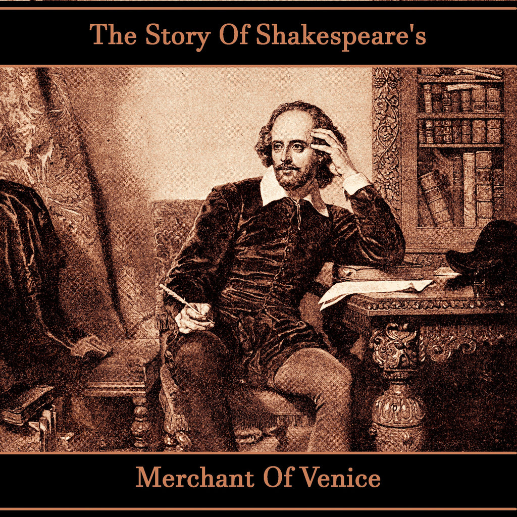 The Story of Shakespeare's Merchant of Venice (Audiobook) - Deadtree Publishing - Audiobook - Biography