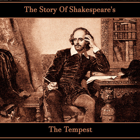 The Story of Shakespeare's The Tempest (Audiobook) - Deadtree Publishing - Audiobook - Biography