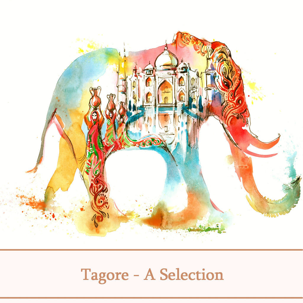 Rabindranath Tagore - A Selection (Audiobook) - Deadtree Publishing - Audiobook - Biography