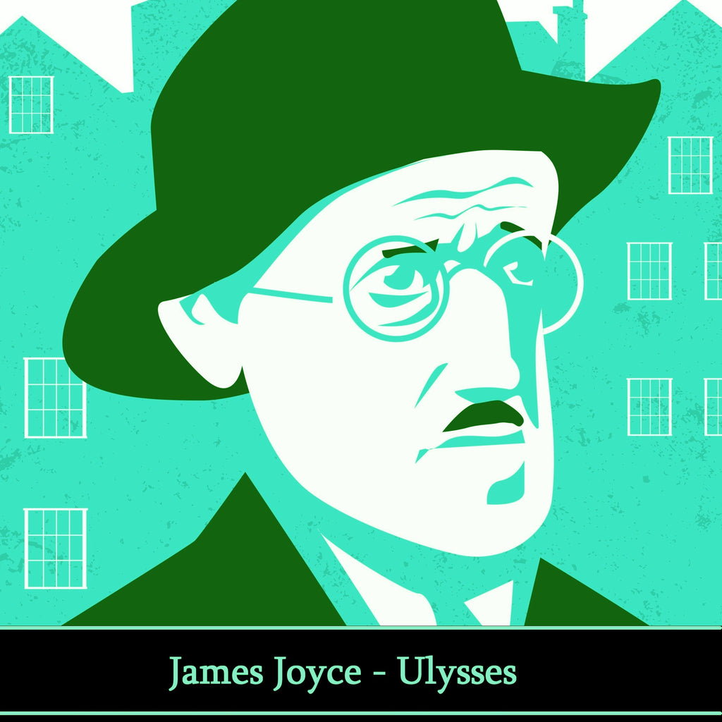 James Joyce - Ulysses (2 Soliloquies) (Audiobook) - Deadtree Publishing - Audiobook - Biography