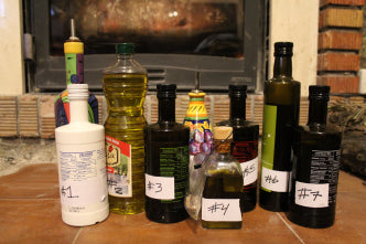Is Extra Virgin Olive Oil Like Wine?