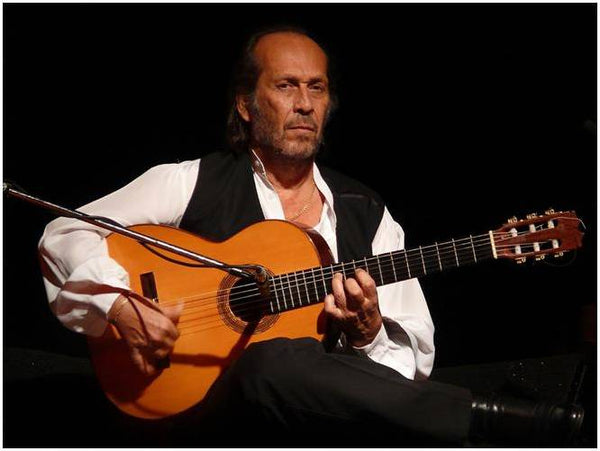 Flamenco Music in Andalusia, Spain