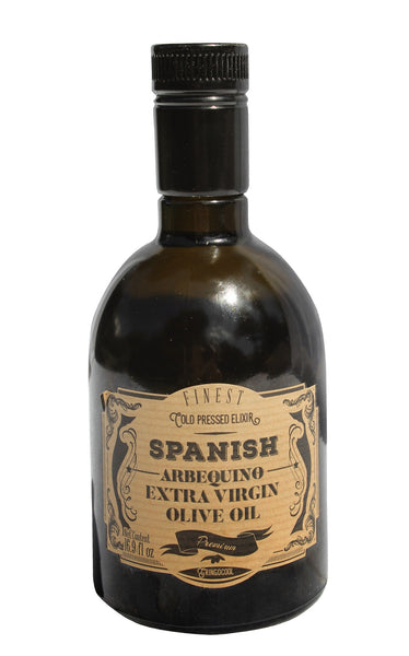 Spanish Extra Virgin Olive Oil Cold-Pressed