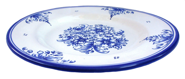 Spanish Talavera Dinner Plate (10