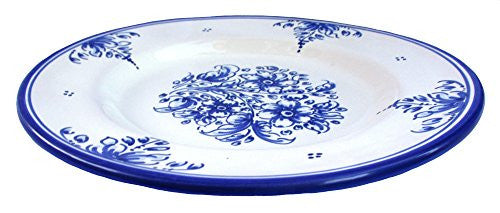 Spanish talavera dinner plate - from Cactus Canyon Ceramics