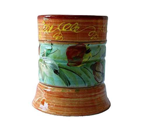 Ceramic utensil jar - pottery from Spain