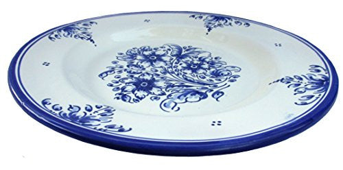 Tapas plate - Spanish Talavera from Cactus Canyon Ceramics