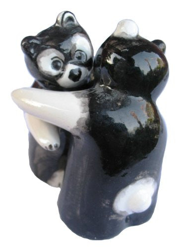 Bear S&P shakers - Black & White