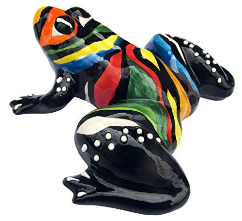 Mr. Rainbow Frog - from Cactus Canyon Ceramics