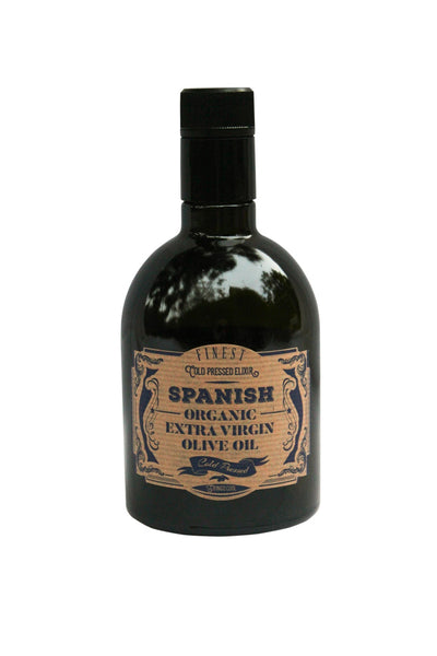 Organic, Extra Virgin Olive from Spain - 1 unit
