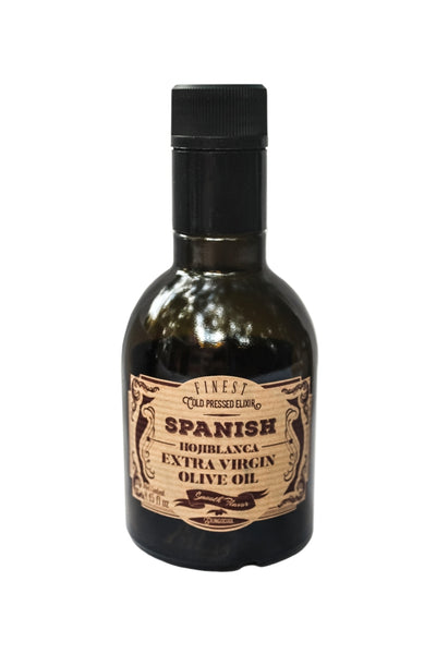 Spanish Hojiblanca extra virgin olive oil from GringoCool