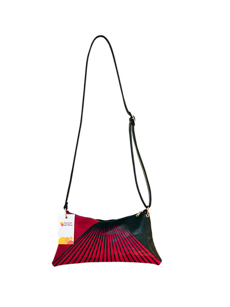 Lady Bola - handcrafted, hand dyed, chic shoulder bag - from GringoCool