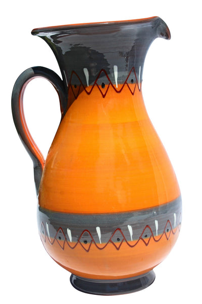 Sevilla, 2 Quart Pitcher - Hand Painted From Spain