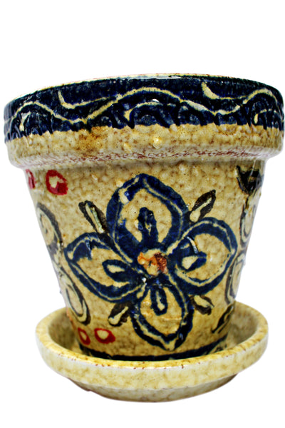 Spanish talavera garden planter for sale online