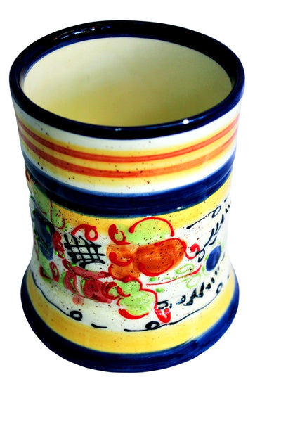 Utensil Jar - Hand Painted in Spain - Splash! Design