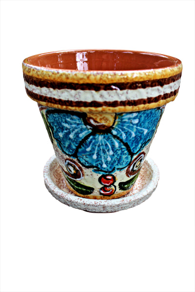 Talavera garden pot - for sale online from gringocool.com