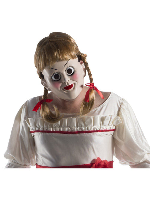 Rubies Adult Annabelle Creation Mask with Wig