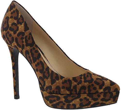 Jessica Simpson Women's Lael Pointed-Toe Platform Pumps
