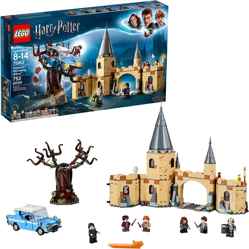 LEGO Harry Potter Hogwarts Whomping Willow 75953 Building Kit (753 Pieces)