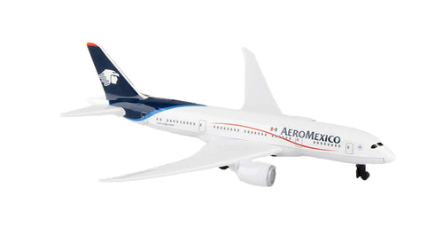 Daron Aeromexico Boeing 787 Dreamliner Single Die Cast Metal Plane