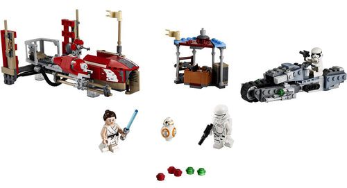 LEGO Star Wars Pasaana Speeder Chase Building Kit (373 Pieces)