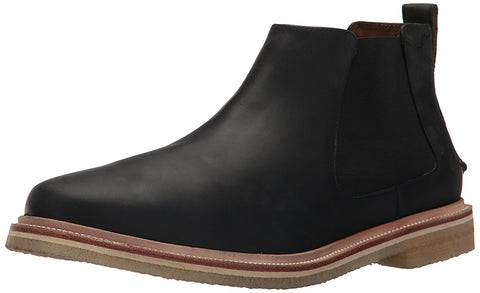 Tommy Bahama Mens Legzira Beach Leather Chelsea Boot