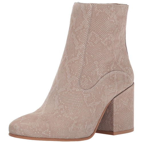 Lucky Brand Women's Rainns Ankle Boot (Feather Grey, 11M)