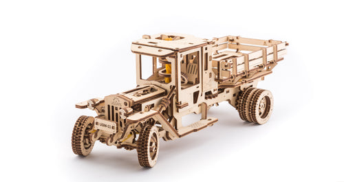 UGears Plywood UGM-11 Truck Collectible Mechanical Model