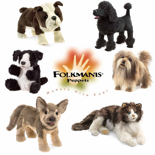 Folkmanis High Quality Domestic Animal Puppets