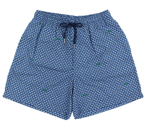 Southern Tide Mens Sunglasses Print Swim Trunks