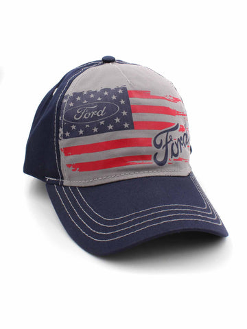 e1fd540509e H3 Headwear Ford American Flag 6-Panel Adjustable Ball Cap (Navy Grey). H3  Headwear.   17.95. H3 Headwear USA Home Camo Mesh Trucker Adjustable  Snapback Hat