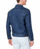 Club Room Mens Stretch Denim Jacket