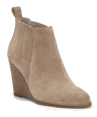 Jessica Simpson Womens Carolynn Wedge Ankle Booties