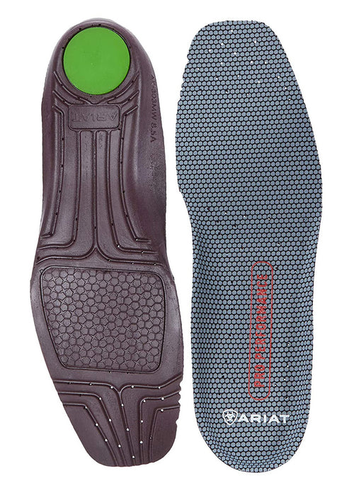Ariat Mens Pro Performance Wide Square Toe Insole Footbeds
