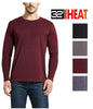 WEATHERPROOF 32 DEGREES MENS CREW NECK LONG SLEEVE TEE SHIRT