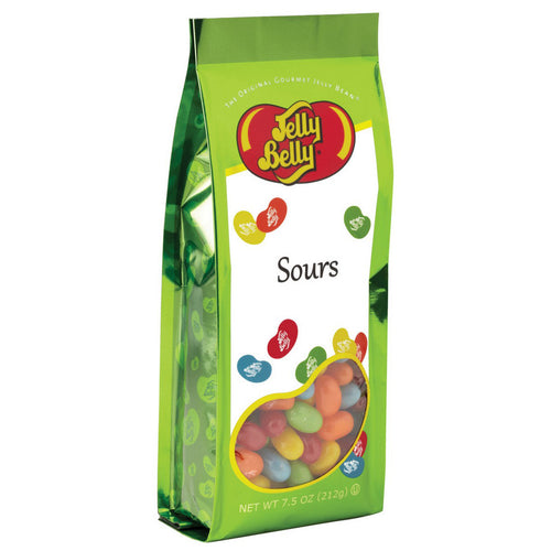Jelly Belly Sours Jelly Beans 7.5 oz Gift Bag