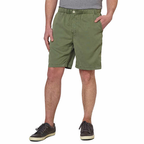 Kirkland Signature Mens Ribbed Tencel Shorts