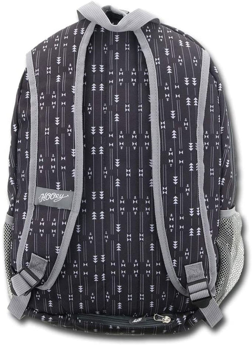 Hooey Unisex Rockstar Backpack (Dark Grey, 20 Liters)