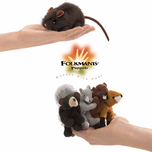 Folkmanis High Quality Finger Puppets