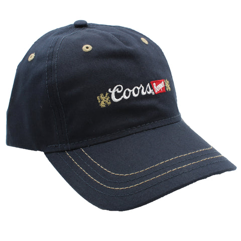 H3 Headwear Premium Coors Banquet 6-Panel Adjustable Velcroback Structured Hat