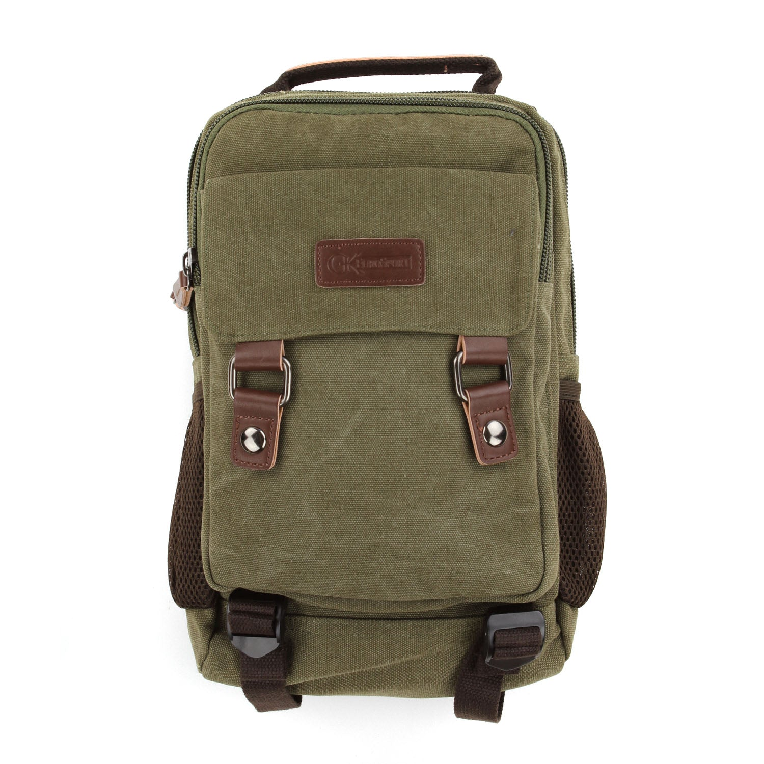 GK EuroSport Canvas Mini Backpack – Shop Munki a3be9f14e5370