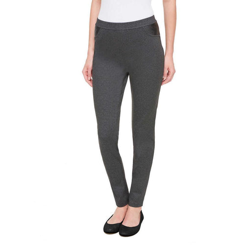 DKNY Womens Pull On Ponte Pant